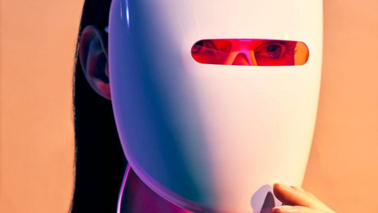 ماسک ال ای دی تراپی