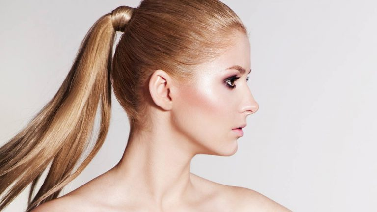 تخفیف آرایشی کراتین مو