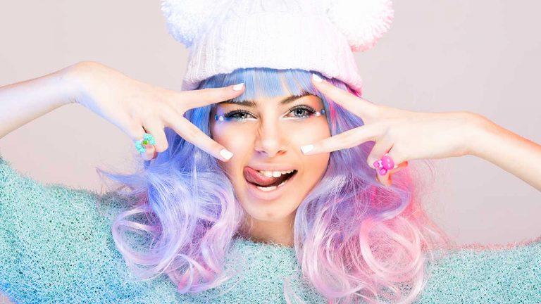 تخفیف زیبایی رنگ کردن مو