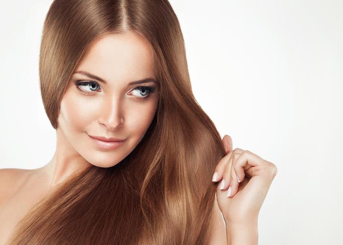 تخفیف آرایشی - کراتین مو