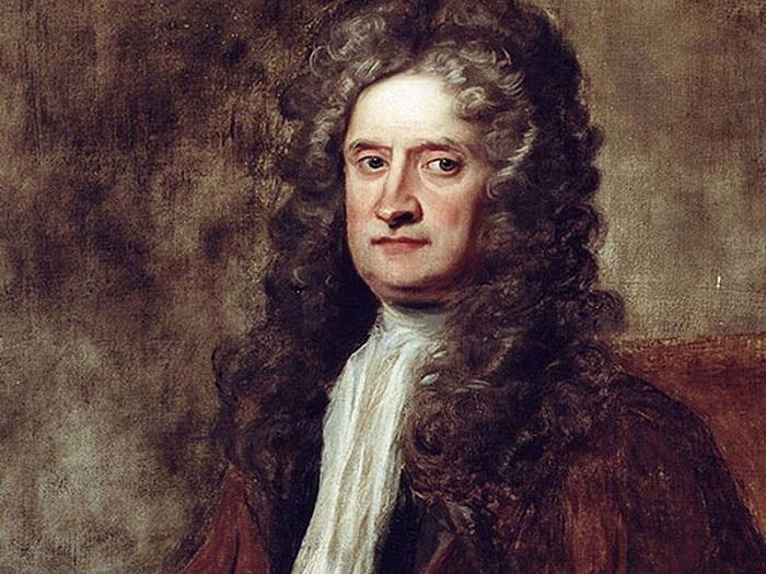 ایزاک نیوتن