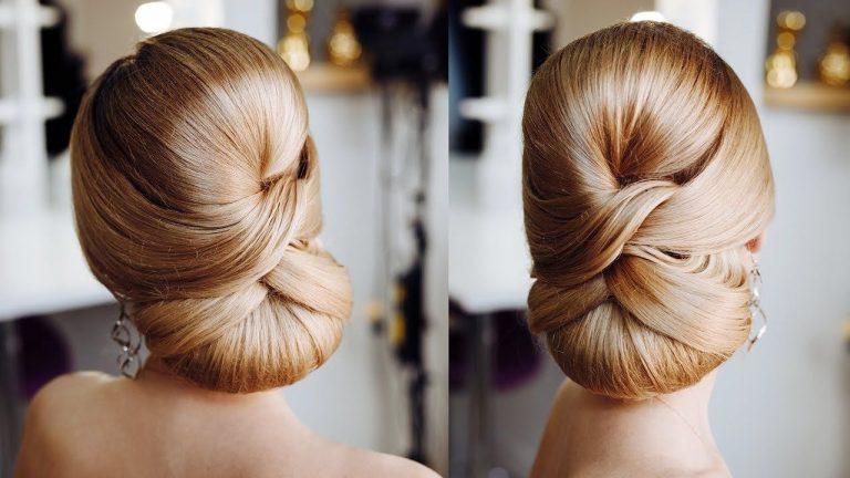تخفیف زیبایی شنیون بدون مو