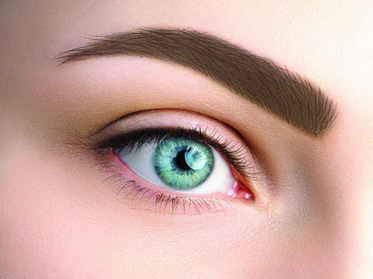 تخفیف آرایشی - خدمات ابرو