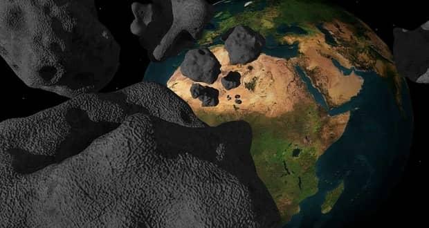 برخورد سیارک